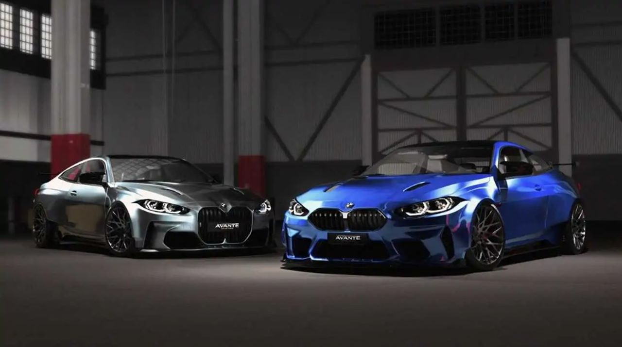 Widebody do BMW M4 Coupe, BMW M4 Coupe,
