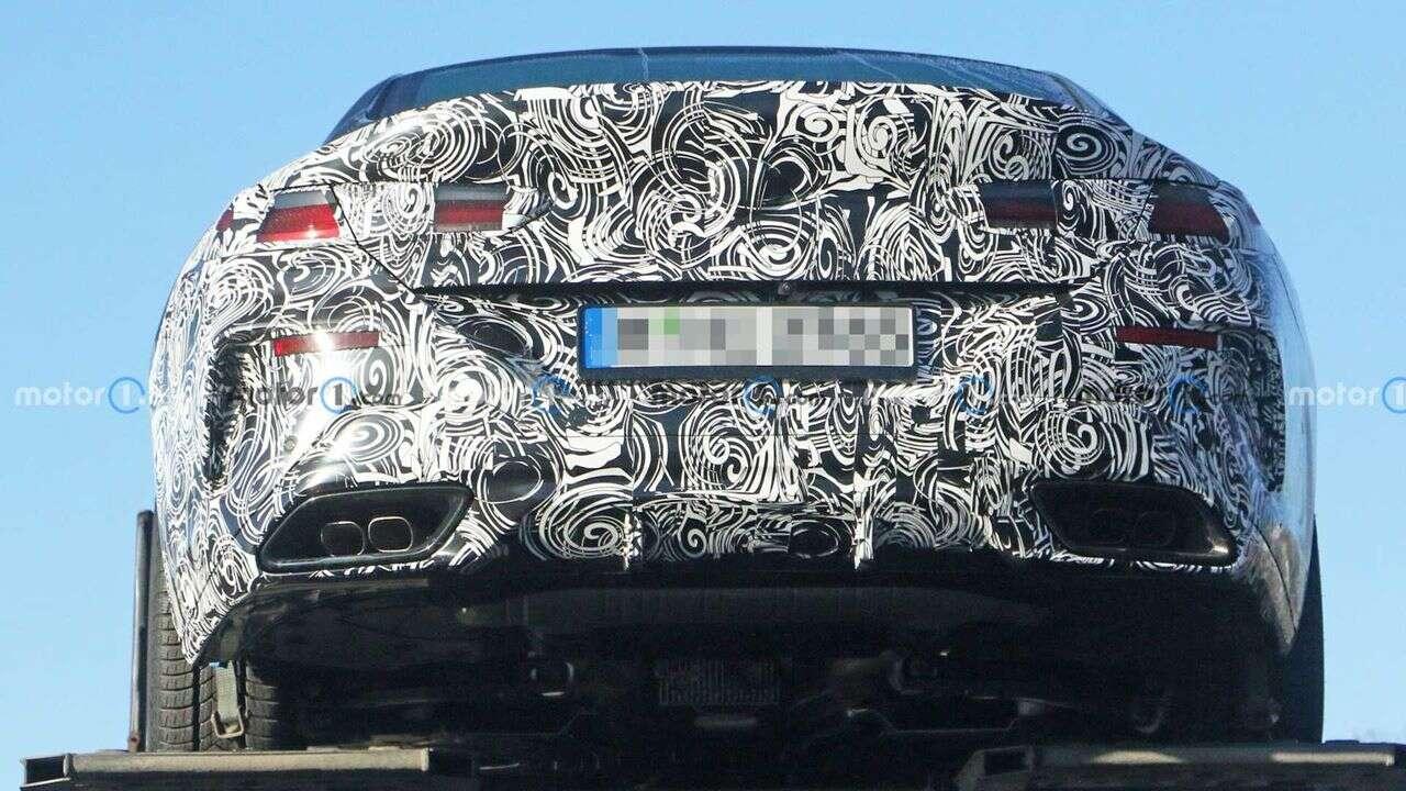 Zdjęcia BMW Serii 8 Gran Coupe w testach. Nadchodzi odświeżenie