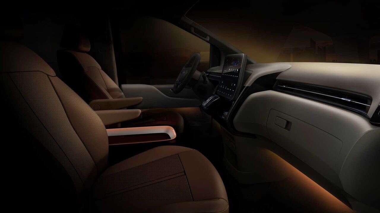 Zwiastun Hyundai Staria. Zupełnie nowy minivan z nowoczesnym sznytem