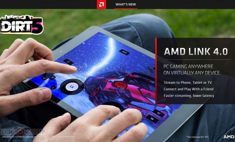 sterowniki AMD Adrenalin 21.4.1