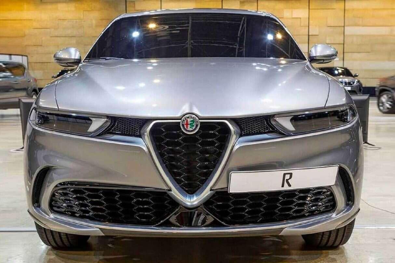 Alfa Romeo porzuca platformę Giorgio,