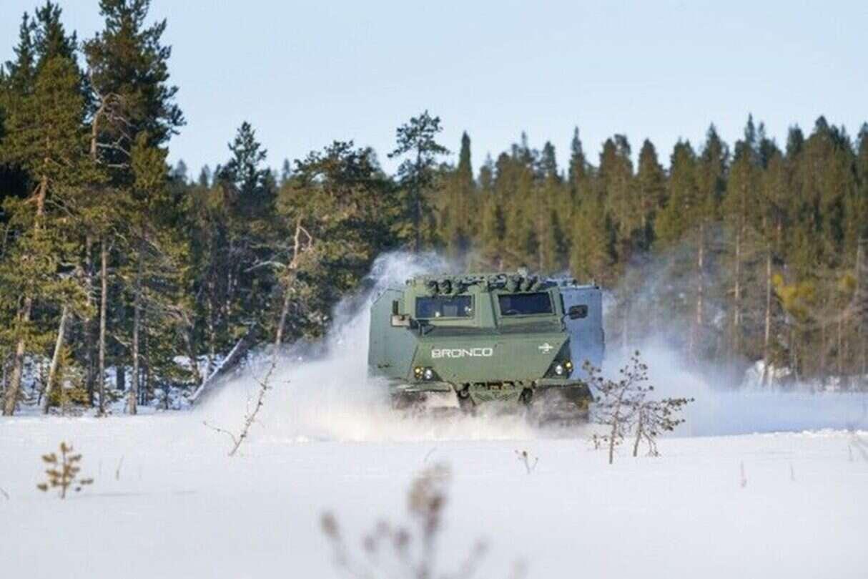 sprzęt do walki ze śniegiem, USA CATV