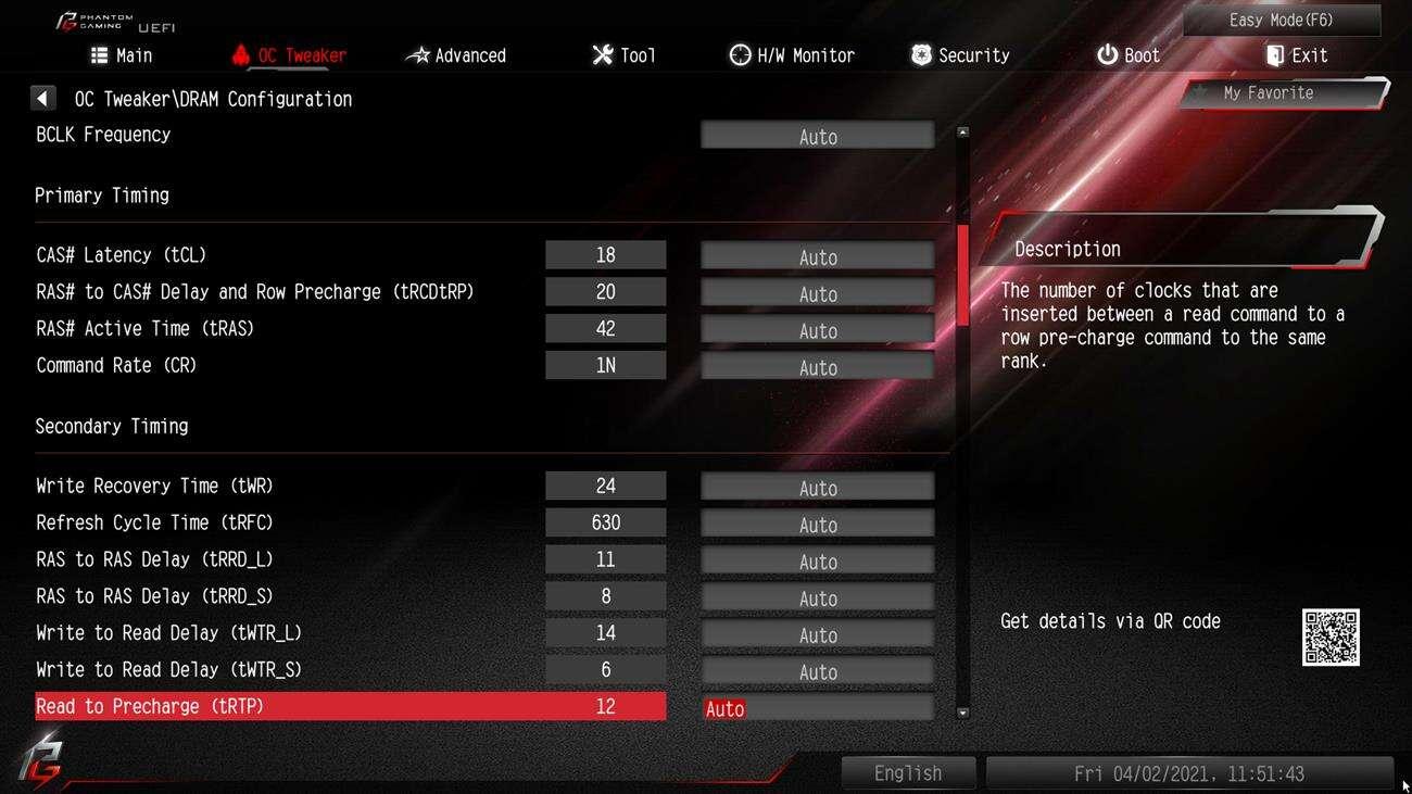 Test płyty głównej ASRock Z590 PG Velocita