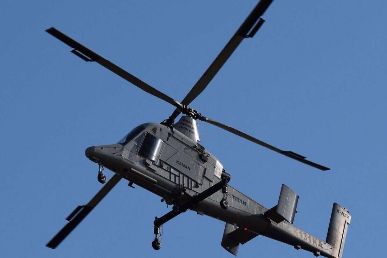 Bezzałogowe helikoptery, Airbus Flightlab, K-Max Titan