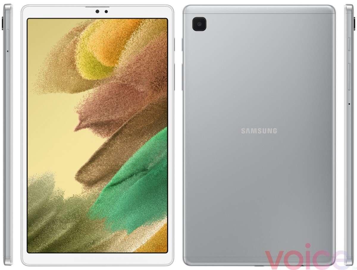 Budżetowy tablet Samsunga wyciekł. Spójrzcie na srebrnego A7 Lite