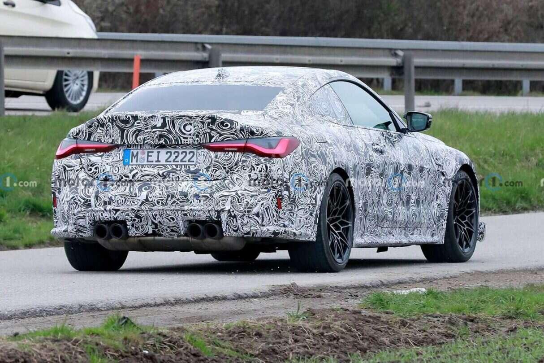 zdjęcia szpiegowskie BMW M4 CSL, BMW M4 CSL, zdjęcia BMW M4 CSL, BMW M4 CSL 2023