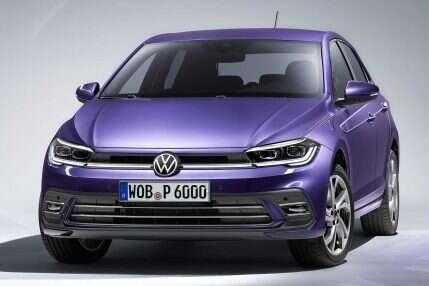 odświeżenie Volkswagen Polo 2021, Volkswagen Polo 2021, Polo 2021