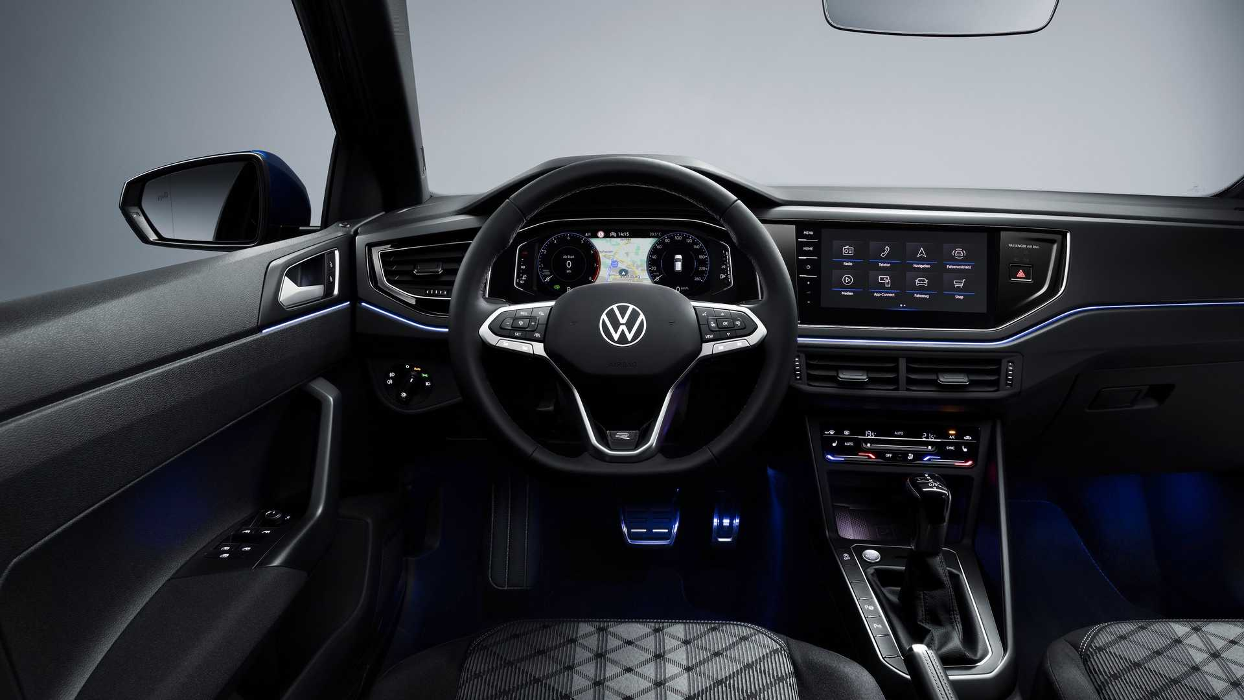 Co przyniosło ze sobą odświeżenie Volkswagen Polo 2021?