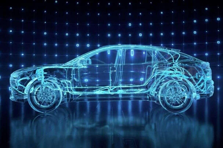 Ford Evos, SUV kombi,