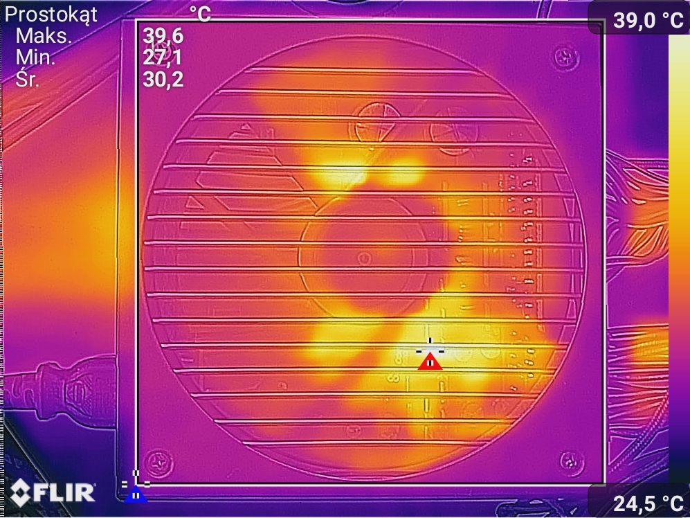 Test zasilacza Fractal Design ION Gold 850W