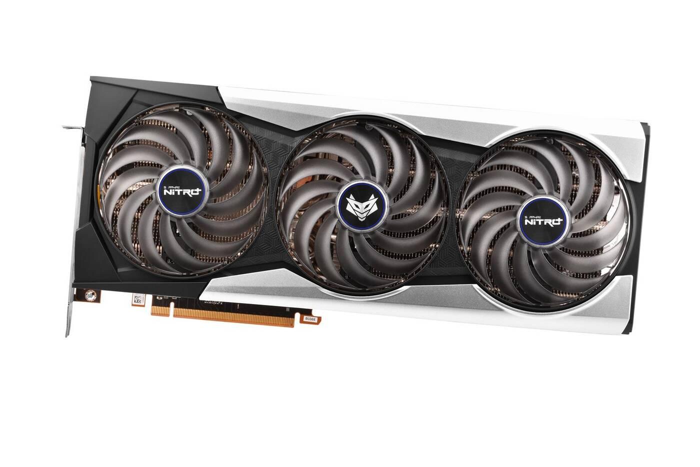 Gdzie ukryto specjalność karty Radeon RX 6900 NITRO+ Special Edition Sapphire?