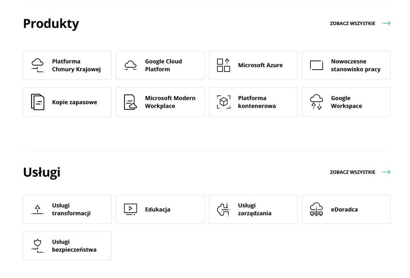 Google Cloud Warszawa otwarte. Polska z bezpośrednim dostępem do zasobów Google
