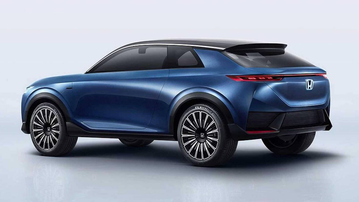 Honda na Shanghai Motor Show 2021 ujawni wiele dobra