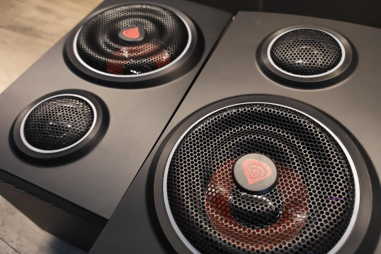Test głośników Genesis Helium 300BT aRGB, Genesis Helium 300BT aRGB, Helium 300BT aRGB,