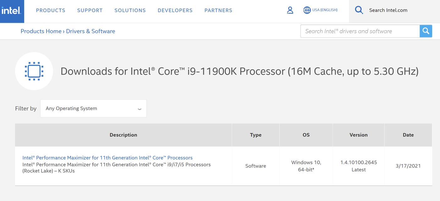 Intel dał plamę z premierą nowych procesorów. Zapomniał o sterownikach