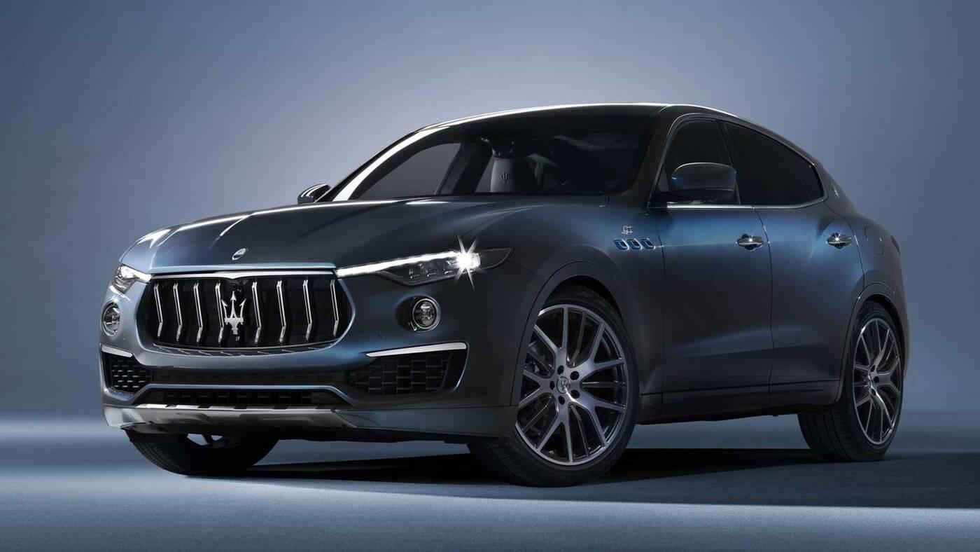 Maserati Levante Hybrid zadebiutowało ze swoim zelektyfikowanym silnikiem