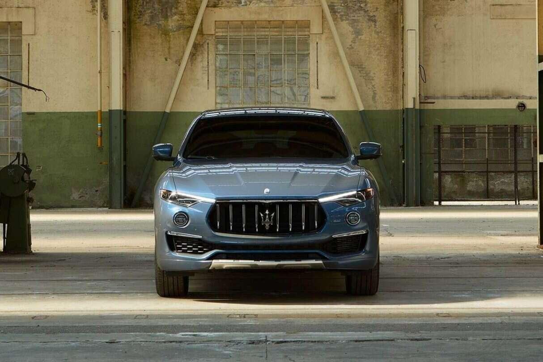 Maserati Levante Hybrid zadebiutowało, Maserati Levante Hybrid, premiera Maserati Levante Hybrid