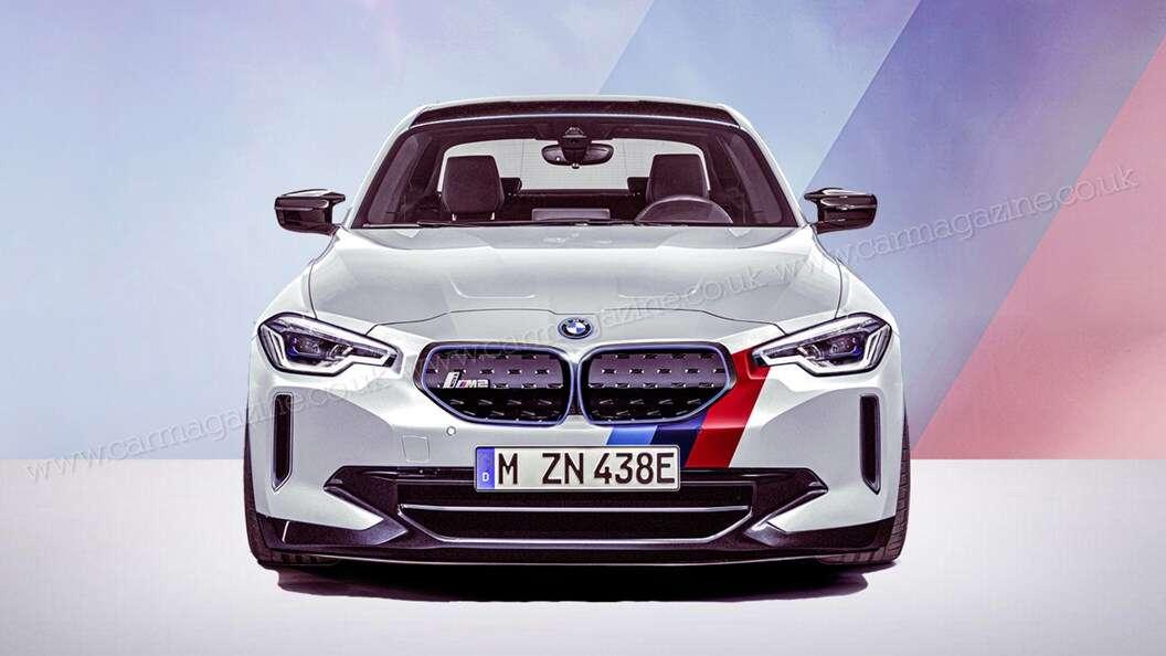 Nadchodzi elektryczne BMW iM2, elektryczne BMW iM2, BMW iM2 plotka, BMW iM2