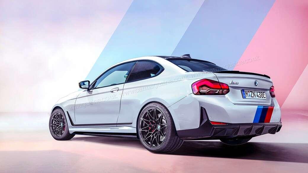 Nadchodzi elektryczne BMW iM2 na poziomie najszybszych Tesli?