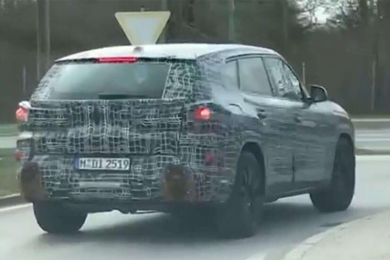 Nagranie BMW X8