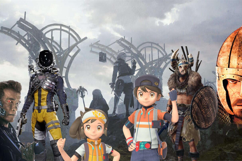 premiery gier, kwiecień 2021