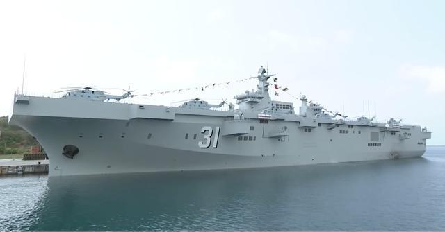 Nie jeden, nie dwa, a aż trzy nowe okręty wojenne Chin