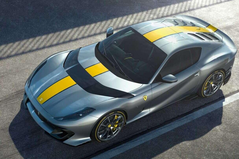 Nowe Ferrari 812 Superfast zadebiutowało, Nowe Ferrari 812 Superfast, Ferrari 812 Superfast