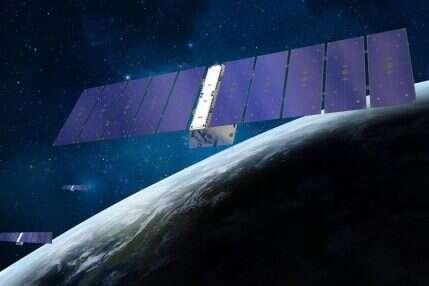 satelity Lockheed Martin ISR, satelity Lockheed Martin