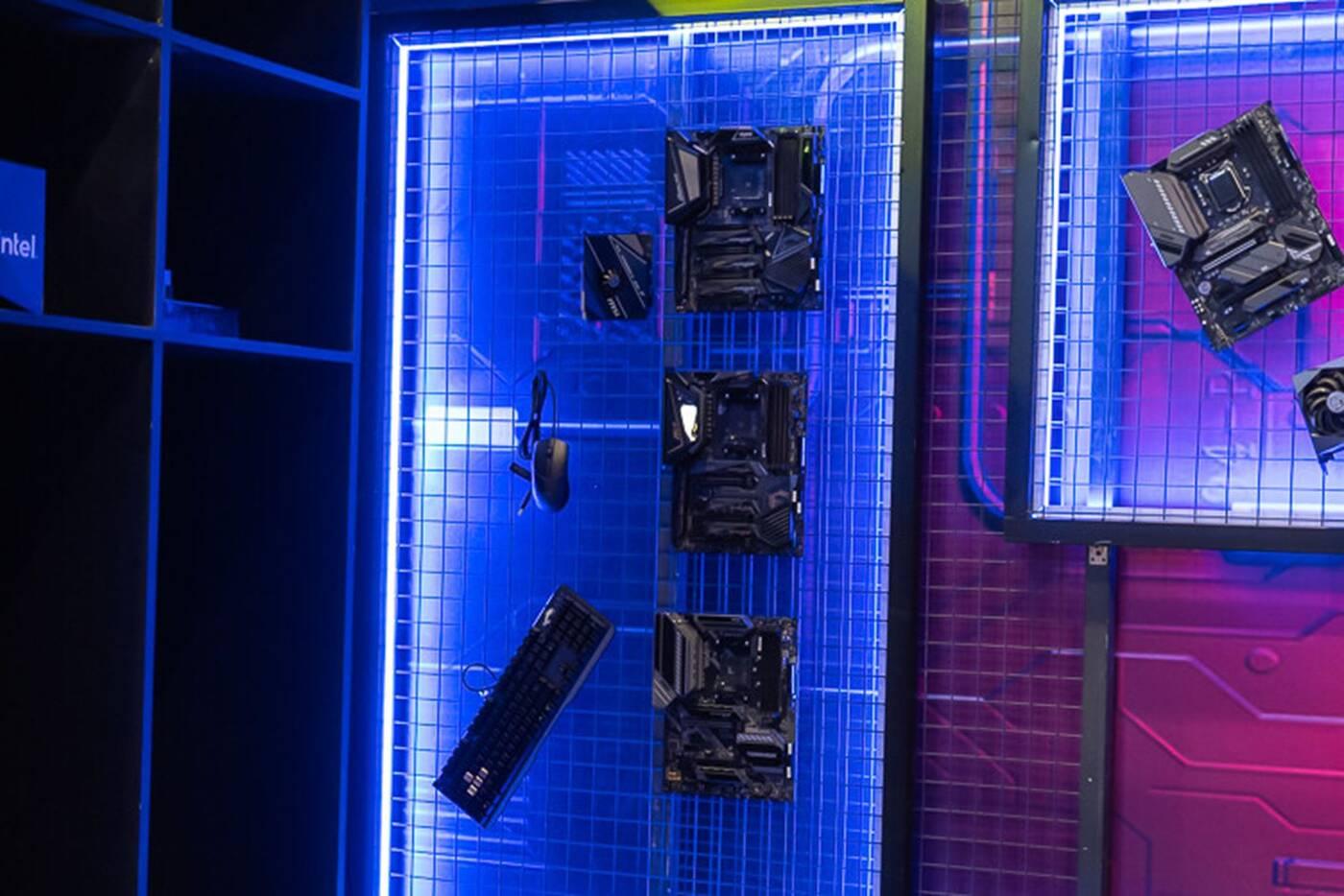 Nowości MSI. Firma szykuje dysk Spantium i płyty główne MEG Z590 Unify