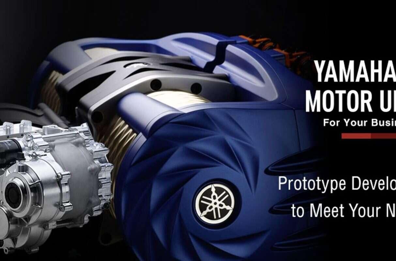Nowy elektryczny silnik Yamaha, elektryczny silnik Yamaha,