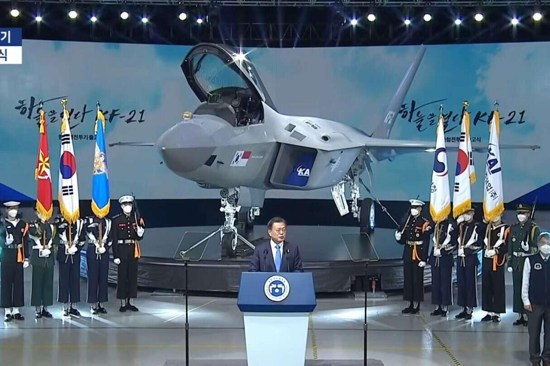 Nowy myśliwiec Korei Południowej, KF-21 Boramae