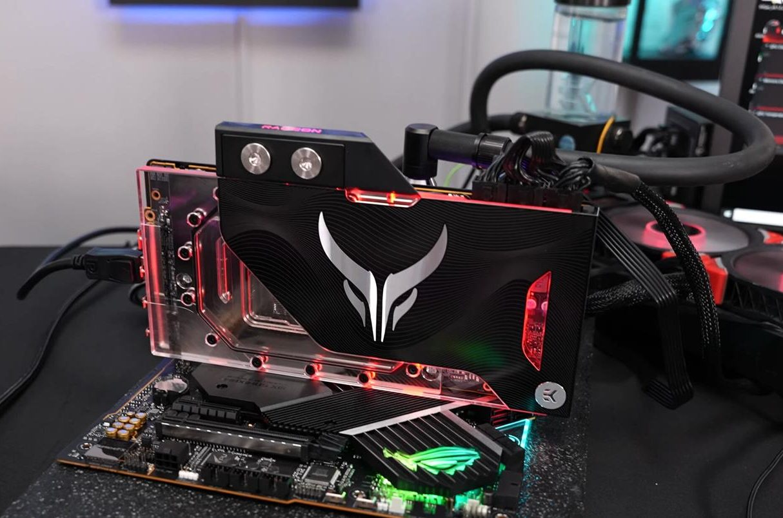 Rekord taktowania GPU
