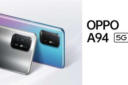 Europejski debiut Oppo A94 5G. Znamy cenę i specyfikację smartfona