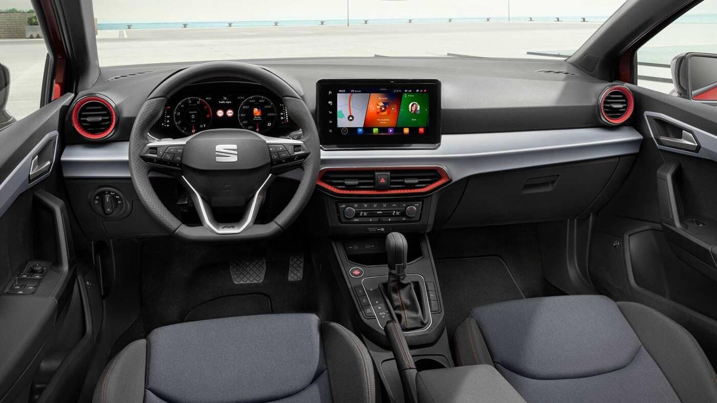 Odświeżenie modelu SEAT Ibiza 2021 zadebiutowało