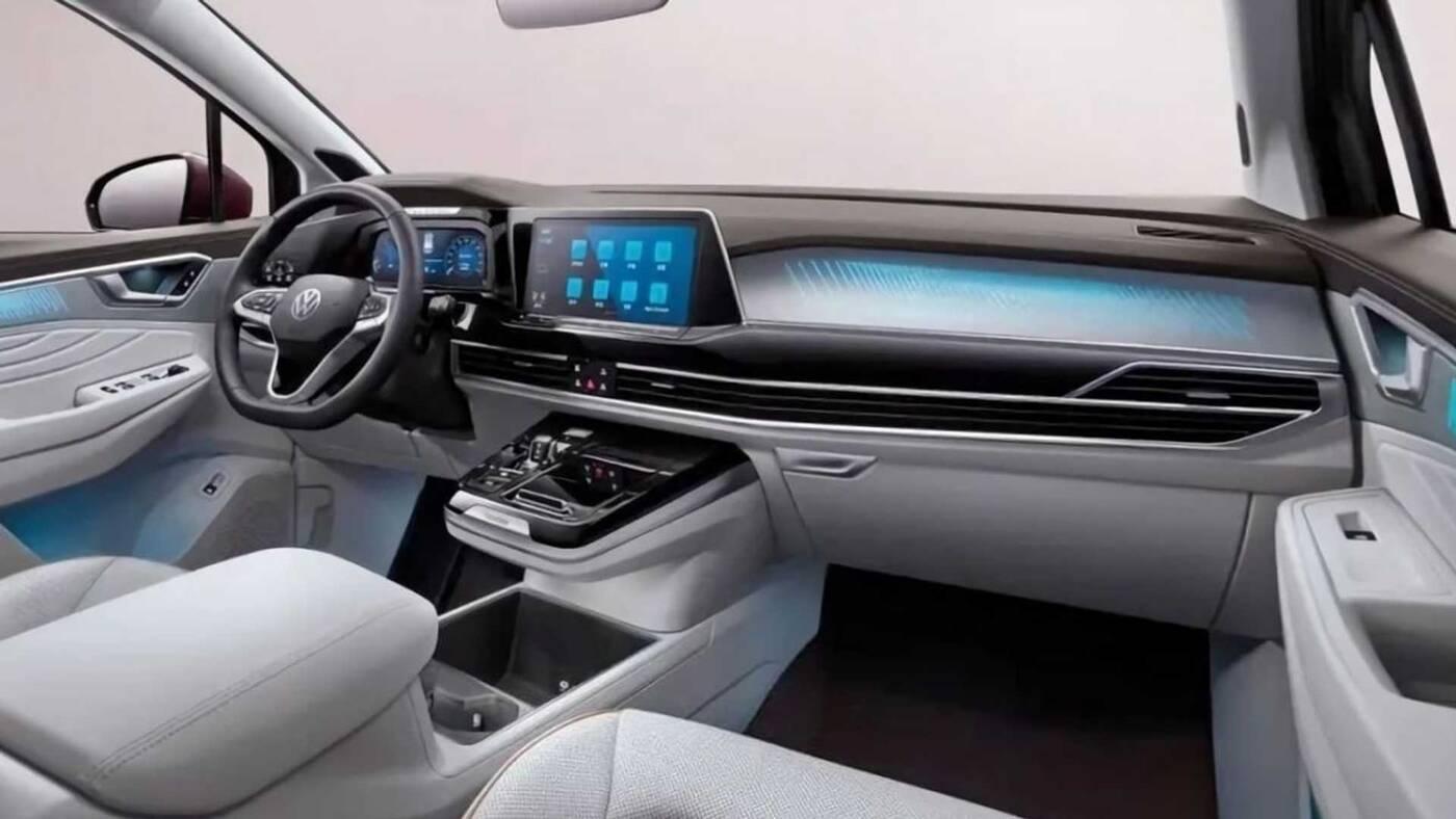 Oto Volkswagen Talagon, czyli największy SUV na bazie MQB