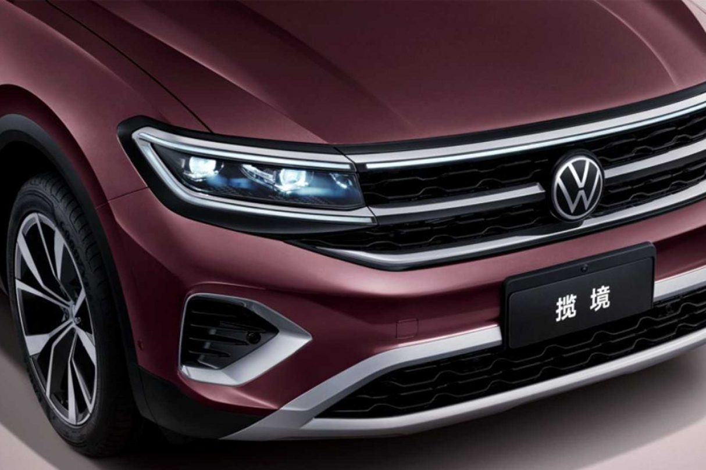 Volkswagen Talagon, największy SUV na bazie MQB
