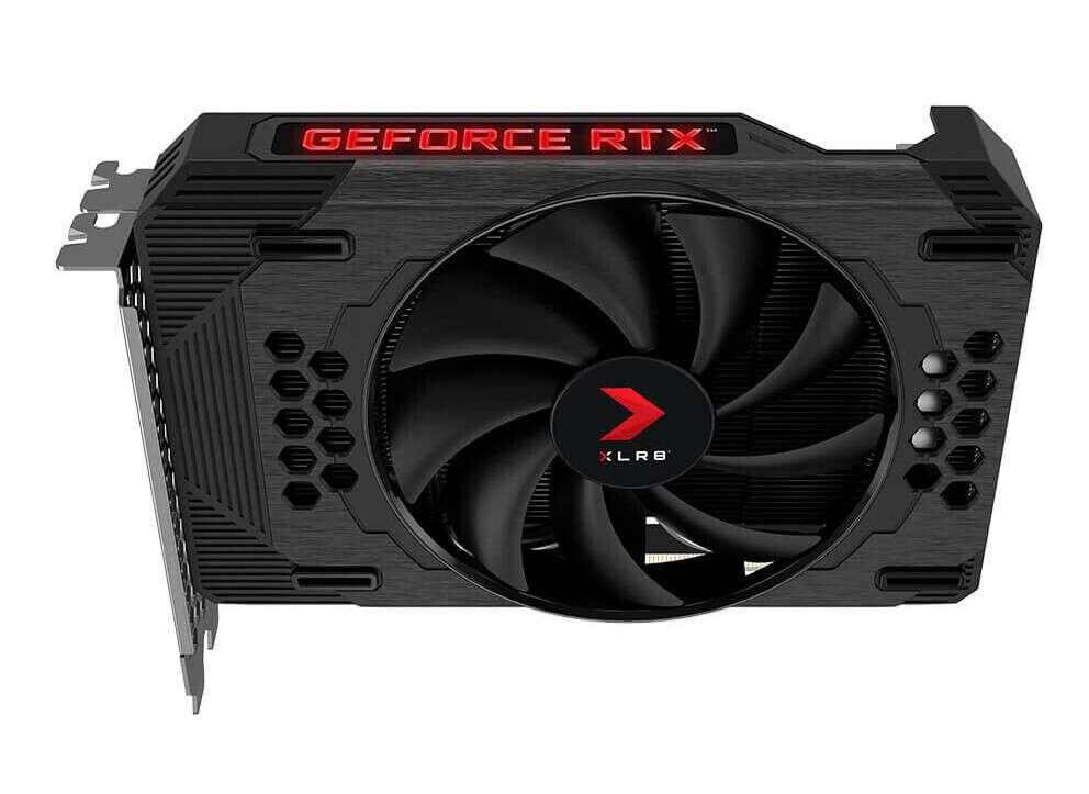PNY XLR8 GeForce RTX 3060 REVEL EPIC-X RGB Single Fan Edition