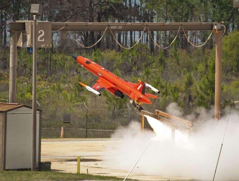Padł rekord najdłuższego strzału rakietowego. W roli głównej F-15 i AMRAAM