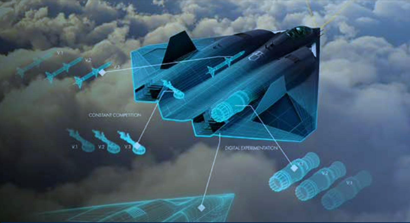 nowy myśliwiec USA