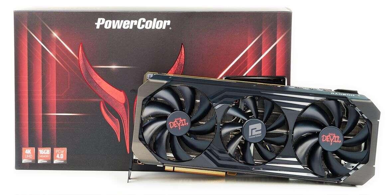 PowerColor Radeon RX 6900 XT Red Devil Ultimate