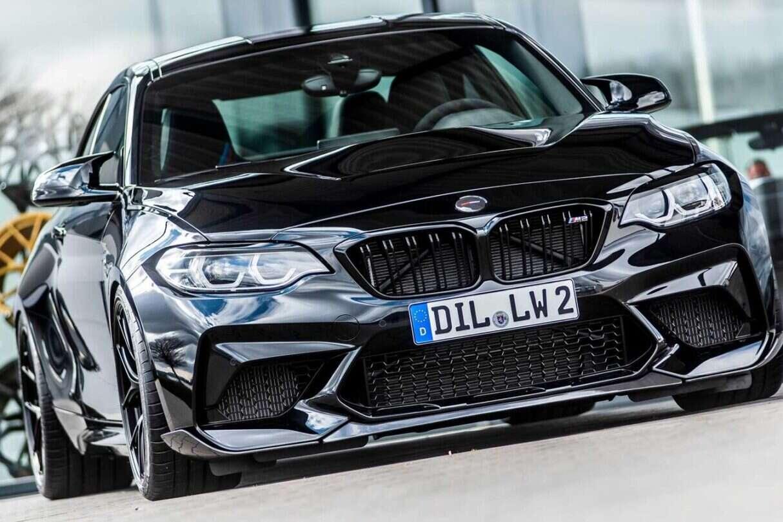 Pożegnanie BMW M2,najmocniejsze M2 Competition w historii