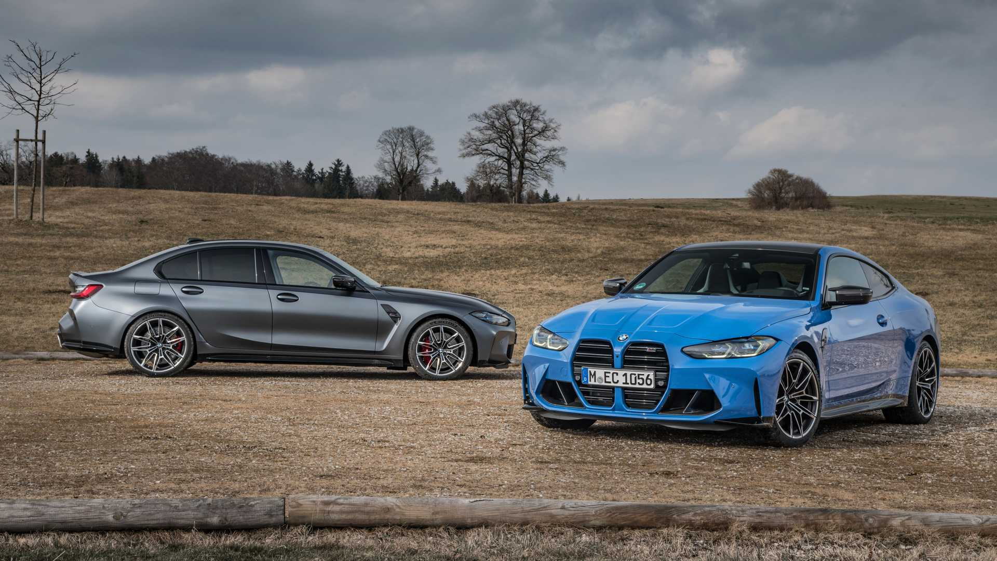 Premiera BMW M3 i M4 Competition xDrive 2022. Droższe, ale szybsze