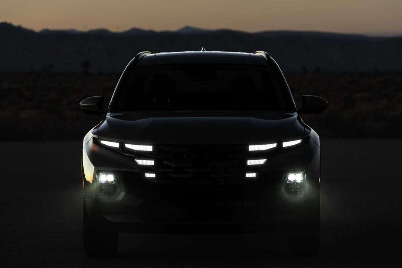 Premiera Hyundai Santa Cruz 2022, kompaktowy pickup z nowoczesnym sznytem, Hyundai Santa Cruz 2022, Santa Cruz 2022