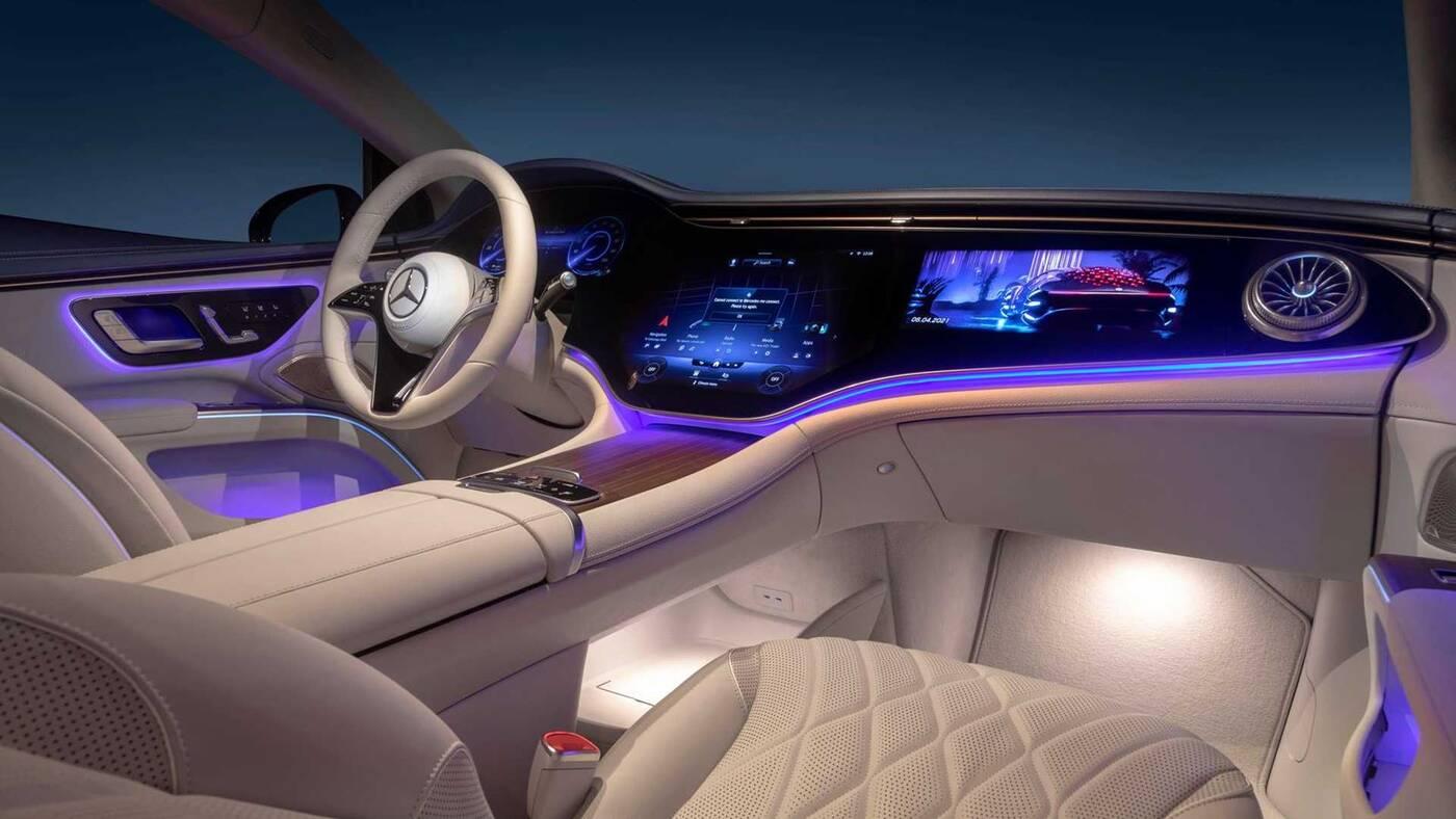 Premiera Mercedes EQS. Flagowy elektryczny Merc zasługuje na uznanie