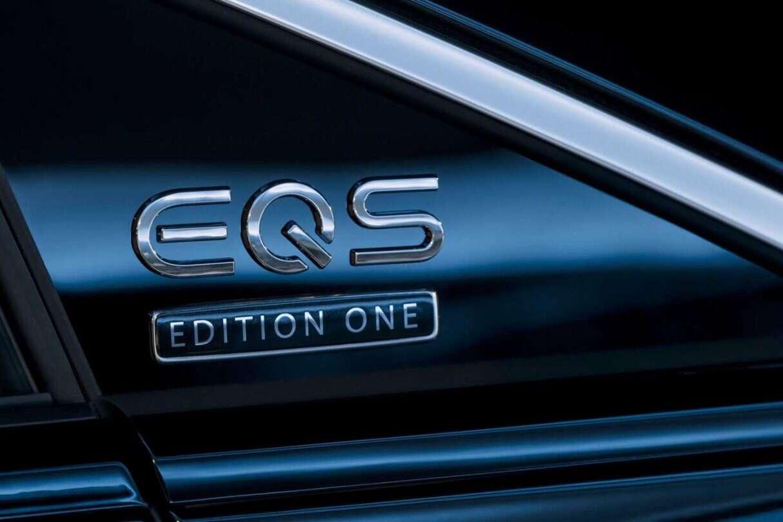Premiera Mercedes EQS, Flagowy elektryczny Merc, Mercedes EQS, EQS 2022, Mercedes EQS 2022