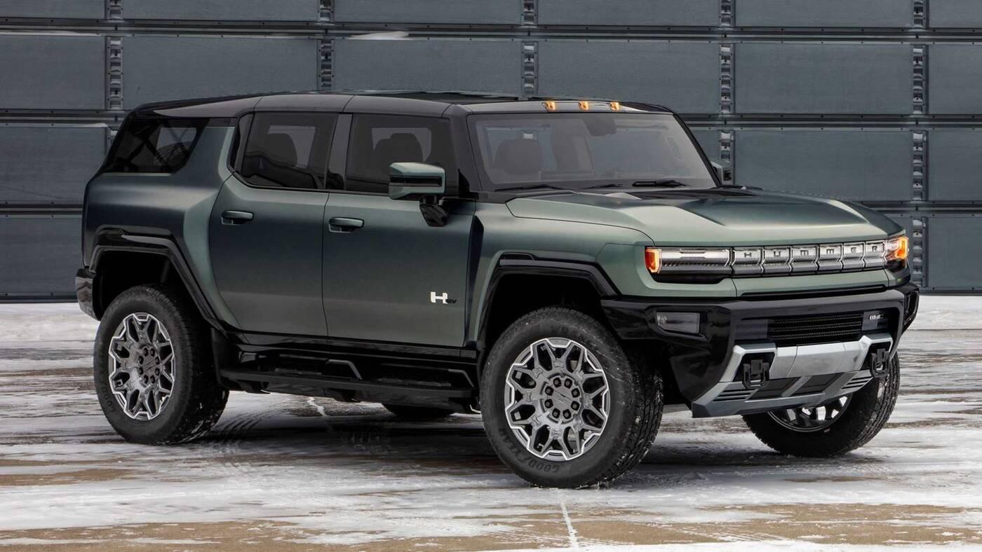 Premiera SUVa Hummer EV 2024. Elektryczna potęga, na którą poczekamy