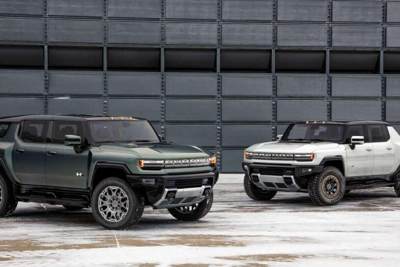 Premiera SUVa Hummer EV 2024, Hummer EV 2024, Premiera SUVa Hummer EV