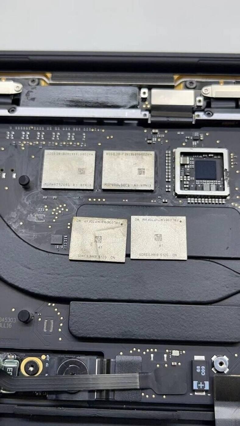 Przyspieszenie Mac Mini z procesorem M1, czyli lutownica w ruch!