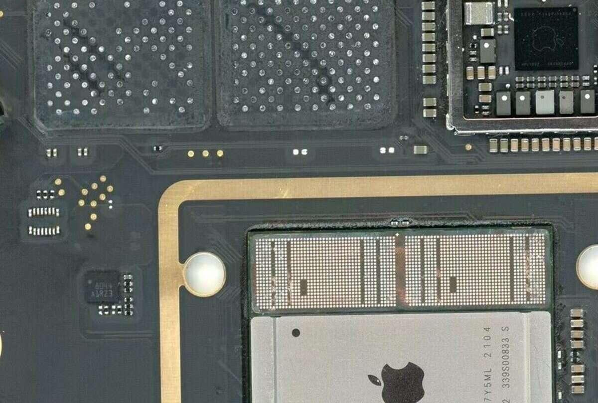 Przyspieszenie Mac Mini z procesorem M1, Przyspieszenie Mac Mini