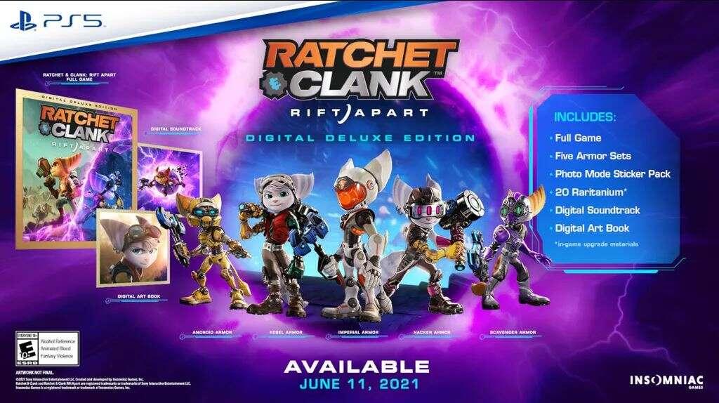 Nowy zwiastun Ratchet and Clank: Rift Apart ujawnia drugą grywalną postać!